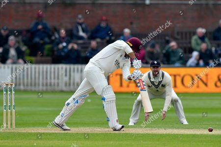 Marcus Trescothick of Somerset batting during the Specsavers County Champ Div 1 match between Somerset County Cricket Club and Kent County Cricket Club at the Cooper Associates County Ground, Taunton