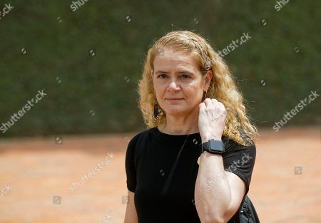 Governor General of Canada Julie Payette arrives to lay a wreath at the Kigali Genocide Memorial in Kigali, Rwanda . Rwanda is commemorating the 25th anniversary of when the country descended into an orgy of violence in which some 800,000 Tutsis and moderate Hutus were massacred by the majority Hutu population over a 100-day period in what was the worst genocide in recent history