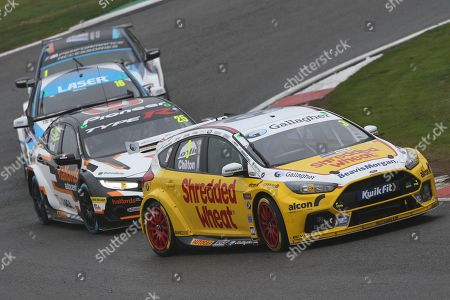 Tom Chilton - Team Shredded Wheat Racing with Gallagher - Ford Focus RS during the British Touring Car Championship (BTCC) at  Brands Hatch, Fawkham
