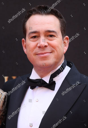 Editorial photo of The Olivier Awards, Arrivals, Royal Albert Hall, London, UK - 07 Apr 2019