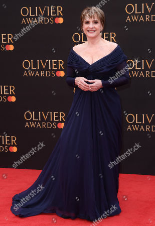 Editorial image of The Olivier Awards, Arrivals, Royal Albert Hall, London, UK - 07 Apr 2019