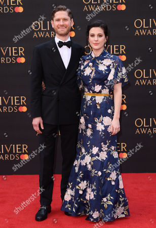 Kyle Soller and Phoebe Fox