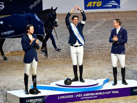 Editorial photo of 2019 Gothenburg Horse Show, Sweden - 07 Apr 2019