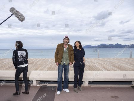 Philippe Rebbot, Cathy Verney and Romain Duris