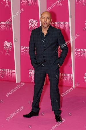 Editorial photo of Cannes Series Festival, France - 06 Apr 2019
