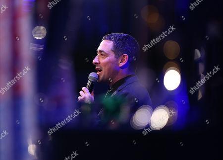 EFL Awards 2019 - Presenter Colin Murray