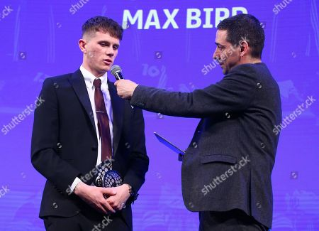 EFL Awards 2019 - Colin Murray talks to LFE Apprentice of the Year to Max Bird