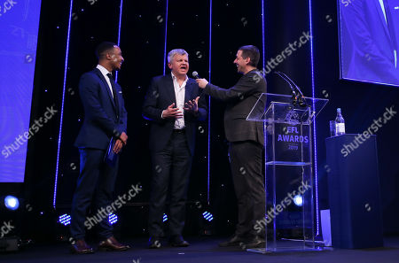 EFL Awards 2019 - Colin Murray talks with Adrian Chiles