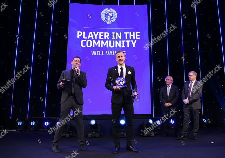 EFL Awards 2019 PFA Player in the Community - Will Vaulks and Colin Murray