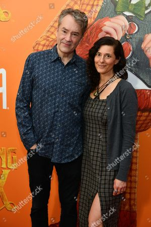 Stock Picture of Carter Burwell (Composer), Christine Sciulli