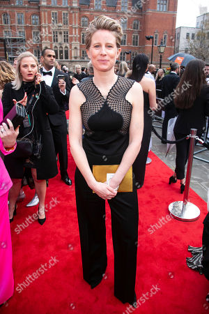 Editorial picture of The Olivier Awards, Arrivals, Royal Albert Hall, London, UK - 07 Apr 2019