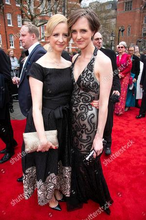 Laura Wade and Tamara Harvey