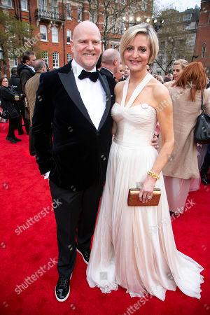 Christopher Harper and Marianne Elliott