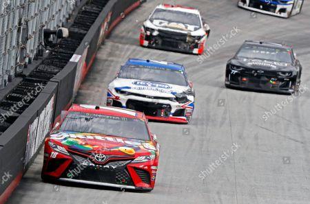 Editorial photo of NASCAR Auto Racing, Bristol, USA - 07 Apr 2019
