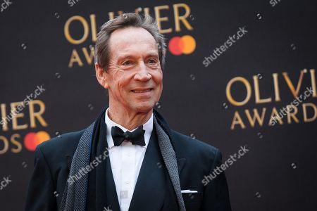 Editorial photo of Olivier Awards 2019 Arrivals, London, United Kingdom - 07 Apr 2019
