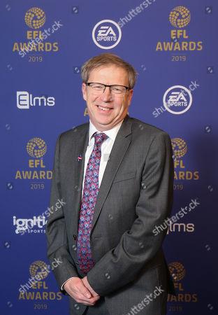 Editorial photo of EFL Awards 2019, Football, Grosvenor House, London, UK - 07 Apr 2019