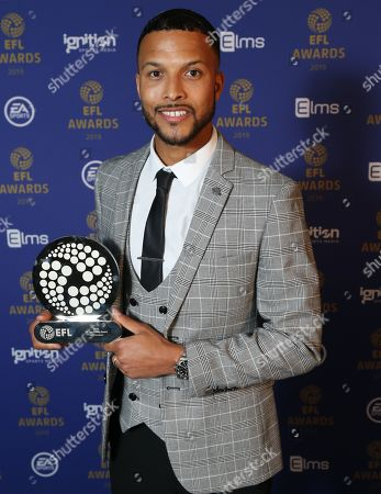 EFL Awards 2019  - Sir Tom Finney Award winner Joe Thompson