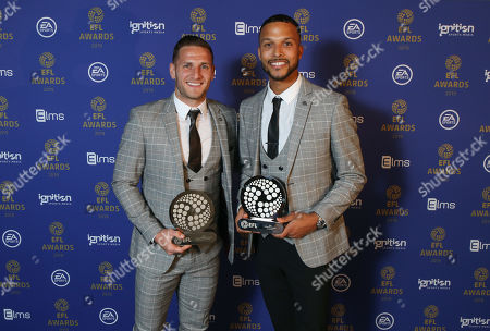 Editorial photo of EFL Awards 2019, Football, Grosvenor House, London, UK - 07 Apr 2019