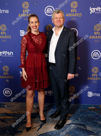 Presenters Charlie Webster & Adrian Chiles