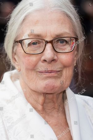 Vanessa Redgrave poses for photographers upon arrival at the Olivier Awards in London