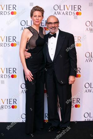 Editorial image of The Olivier Awards, Press Room, Royal Albert Hall, London, UK - 07 Apr 2019
