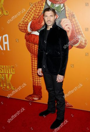 Stock Picture of Travis Knight (Producer)