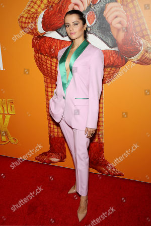 "Editorial picture of New York Premiere of LAIKA Studios' ""MISSING LINK"" Presented by Annapurna Pictures, USA - 07 Apr 2019"