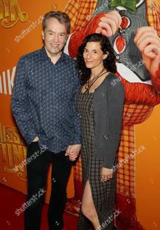 Stock Image of Carter Burwell (Composer), Christine Sciulli