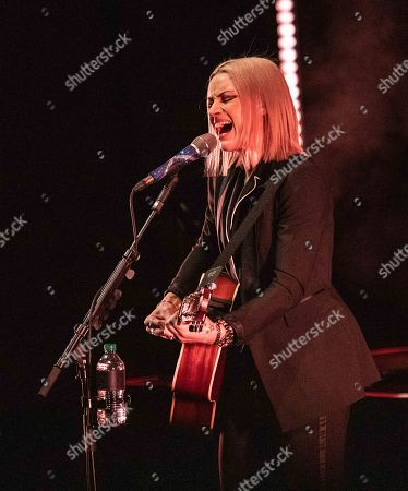 Stock Picture of Amy Macdonald