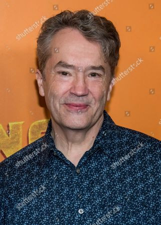 """Carter Burwell attends the premiere of """"Missing Link"""" at Regal Cinemas Battery Park, in New York"""
