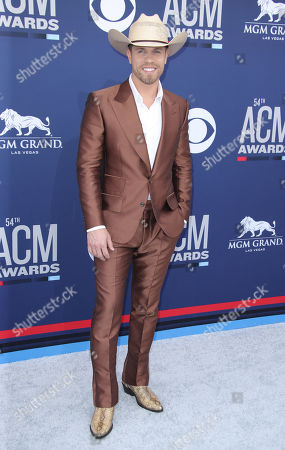 Editorial photo of 54th Annual ACM Awards, Arrivals, Grand Garden Arena, Las Vegas, USA - 07 Apr 2019