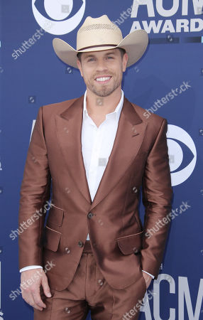 Editorial image of 54th Annual ACM Awards, Arrivals, Grand Garden Arena, Las Vegas, USA - 07 Apr 2019