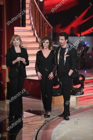 Marzia Roncacci and Samuel Peron