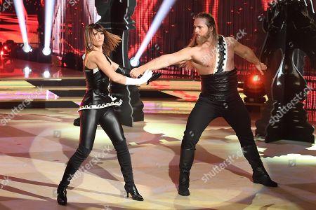 Lasse Matberg and Sara Di Vaira