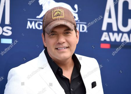 Rodney Atkins arrives at the 54th annual Academy of Country Music Awards at the MGM Grand Garden Arena, in Las Vegas