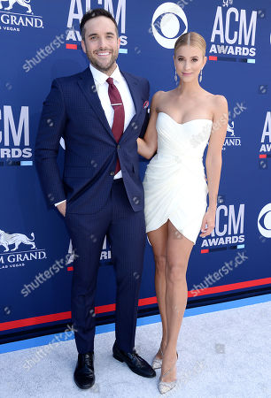 Tyler Rich and Sabina Gadecki