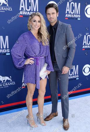 Editorial photo of 54th Annual ACM Awards, Arrivals, Grand Garden Arena, Las Vegas, USA - 07 Apr 2019