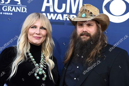Editorial picture of 54th Annual Academy of Country Music Awards - Arrivals, Las Vegas, USA - 07 Apr 2019