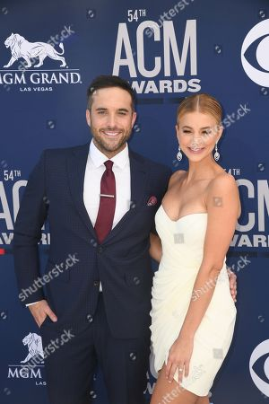 Editorial image of 54th Annual ACM Awards, Arrivals, Grand Garden Arena, Las Vegas, USA - 07 Apr 2019