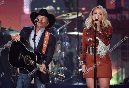 Editorial picture of 54th Annual Academy of Country Music Awards - Show, Las Vegas, USA - 07 Apr 2019
