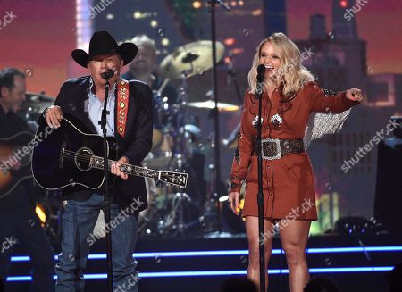 Editorial photo of 54th Annual Academy of Country Music Awards - Show, Las Vegas, USA - 07 Apr 2019