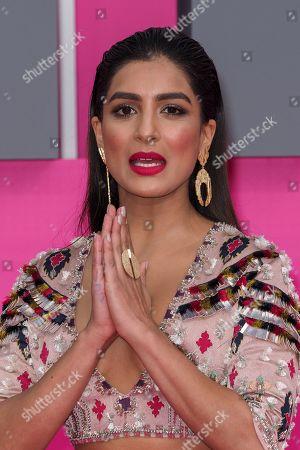 Stock Photo of Australian actress Pallavi Sharda