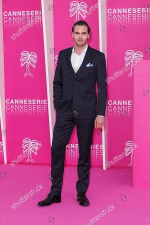 British actor Tom Bateman