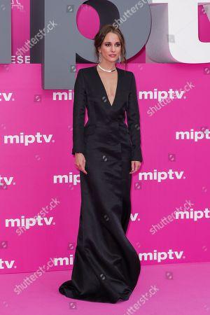 Spanish actress Silvia Alonso