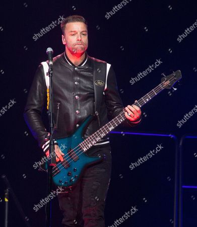 Editorial photo of Muse In Concert - , Philadelphia, USA - 07 Apr 2019