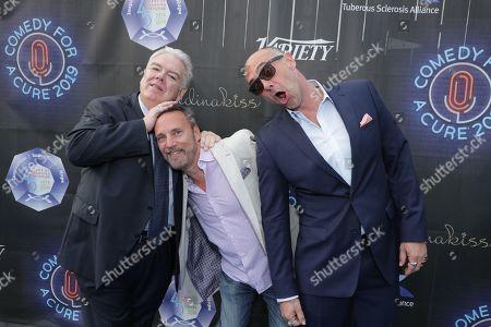 Jim O'Heir, Craig Shoemaker and Alex Skuby