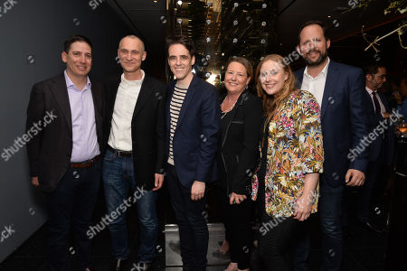 Jane Francis, Lindsay Donohue, Eric Schrier, Joel Fields, Nick Grad, Steven Levenson