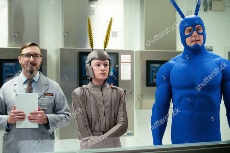 Editorial image of 'The Tick' TV Show Season 2 - 2019