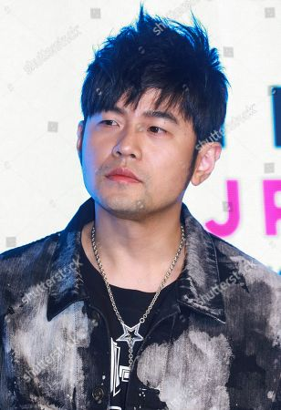 Stock Picture of Jay Chou