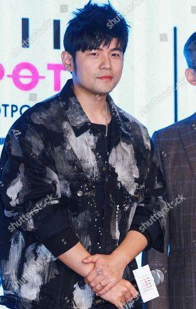 Stock Image of Jay Chou